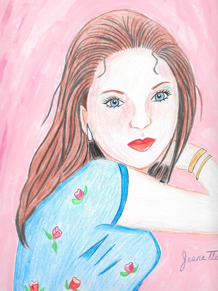 Ashley Judd par Jeanette